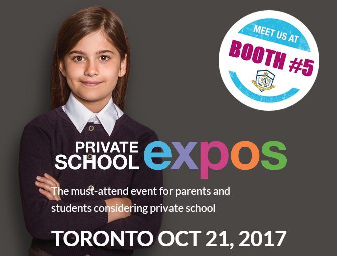 JAS at Our Kids Expo – Oct. 21, 2017