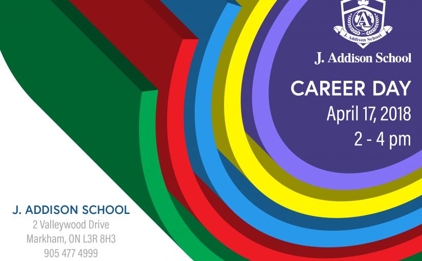 Career Day/Career Speaker Series