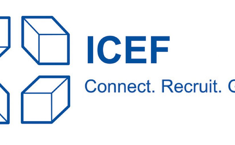 We're going to ICEF Miami!
