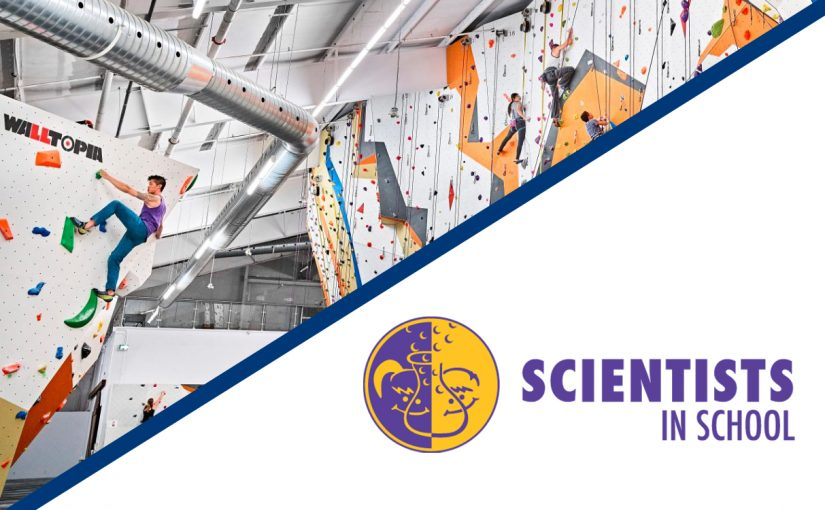 Summer Camp Friday Activity Week 4: Scientists in the School / Rock Climbing