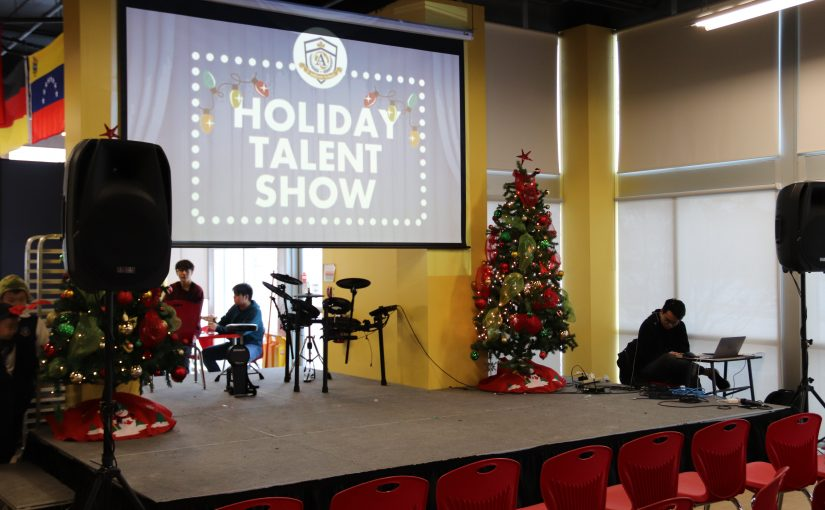 JAS Holiday Talent Show 2019-2020