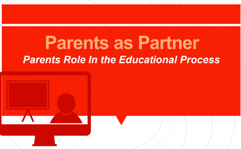 Parents as Partners – Helpful Tips for Parents