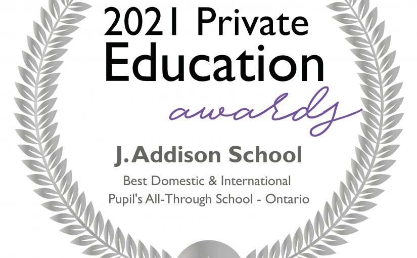 Best Domestic and International Pupil's All-Through School – Ontario