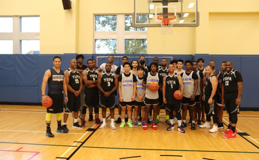 JAS vs YRP Basketball Exhibition Game